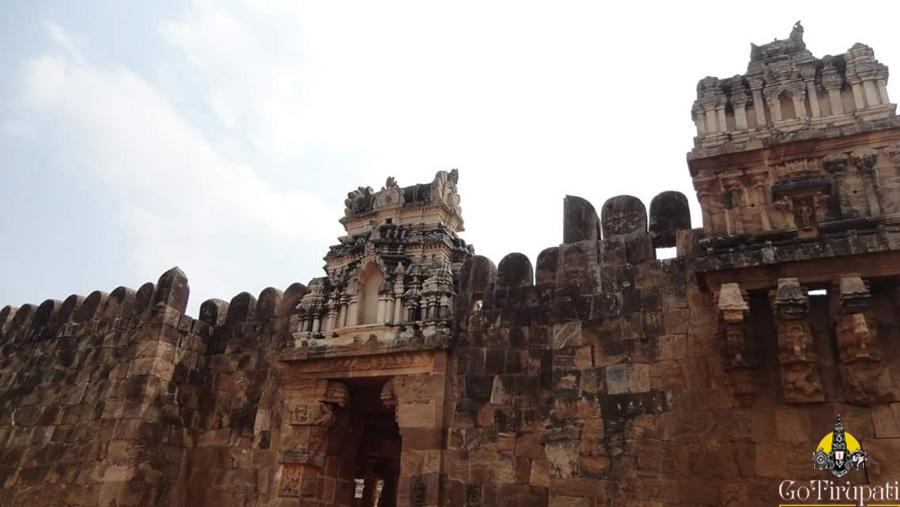 Sidhout Fort Kadapa History